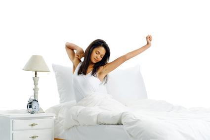 La pandiculation : L'action de s'étirer les muscles en bâillant