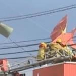 Arthur Les citoyens de la Gaspésie retrouvent progressivement l'électricité