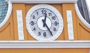 La Bolivie inverse son horloge ainsi que sa numérotation