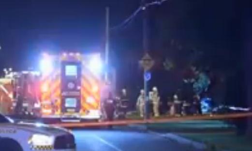 Saint-Blaise-sur-Richelieu : Une poursuite policière se termine par le décès d'un homme