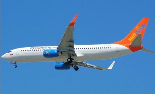 Un avion de la compagnie Sunwing fait demi-tour suite à des menaces inquiétantes d'un passager