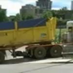 Un motocycliste perd la vie suite à une collision avec un camion à Montréal