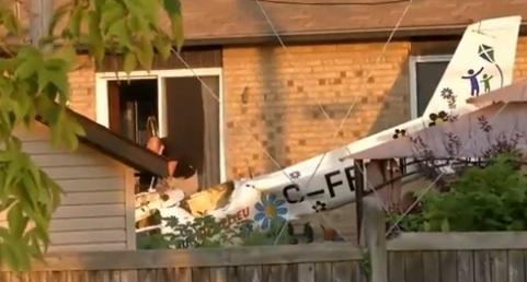 Une adolescente de 17 ans échappe au pire suite à l'écrasement de son avion