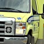Bassin Louise au Vieux-Port de Québec : Un baigneur se trouve dans un état critique