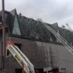 Incendie au Musée de la civilisation de Québec : Le feu a été maitrisé