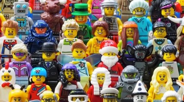 Lego a produit 400 milliards de briques depuis 1949