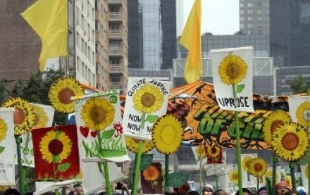 Marche Mondiale pour le climat : Des centaines de personnes se sont mobilisées à Québec