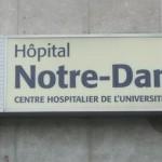 Virus Ebola : Résultat négatif pour le patient isolé à l'hôpital Notre-Dame