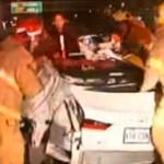 Accident sur l'autoroute Laurentienne : Anthony Dumas attend la décision du juge pour sa remise en liberté