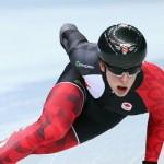 Charle Cournoyer victime d'une fracture au pied droit