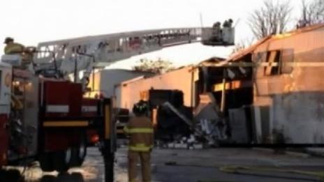Explosion à l'usine de Veolia : 5 personnes blessées dont l'une se trouve dans un état critique