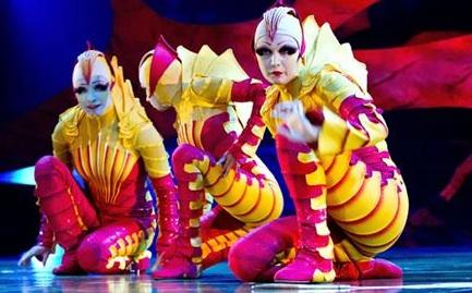 Le Cirque du Soleil à l'Amphithéâtre de Trois-Rivières pour une durée de trois ans avec des spectacles exclusifs