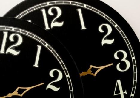 L'heure change ce dimanche : Reculer votre montre et vérifier votre avertisseur de fumée