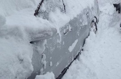 Avertissement de tempête hivernale : Près de 25cm de neige et de la pluie verglaçante