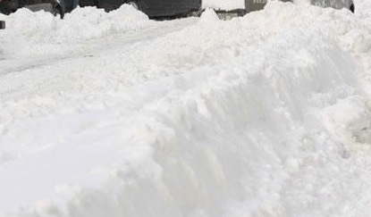 Le Plateau-Mont-Royal commence enfin son chargement de neige
