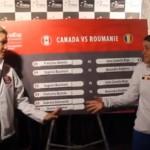 Eugenie Bouchard refuse de serrer la main de la Roumaine Alexandra Dulgheru