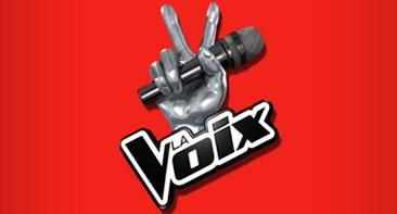 Les finalistes de La Voix 2015 sont Kevin, Mathieu, Angelike et Rosa