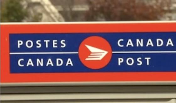 Des procédures judiciaires entamées contre Postes Canada
