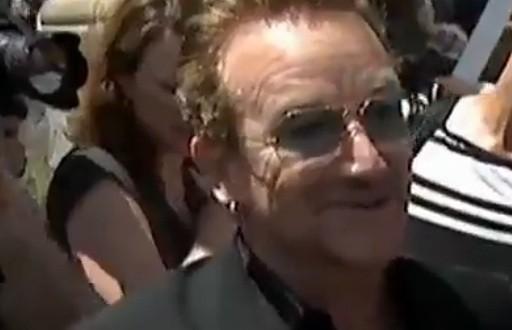 Bono à Ottawa : Le chanteur du groupe U2 a rencontré les chefs fédéraux