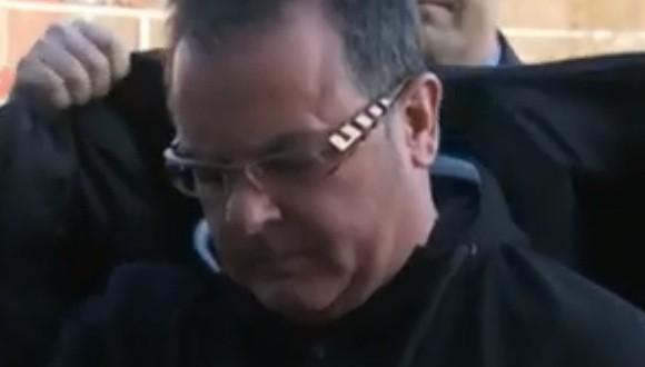 Raynald Desjardins plaide coupable de complot pour meurtre de Salvatore Montagna