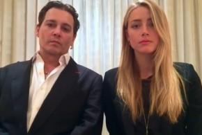 Johnny Depp et Amber Heard se séparent