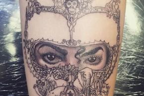 Paris Jackson : Un nouveau tatouage en hommage à son père