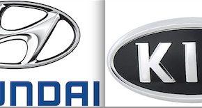 Rappel chez Hyundai et Kia : 1,2 million de véhicules concernés