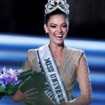 Miss Univers 2017 est Demi-Leigh Nel-Peters