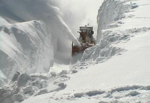 Tempêtes de neige dans certaines régions du Québec