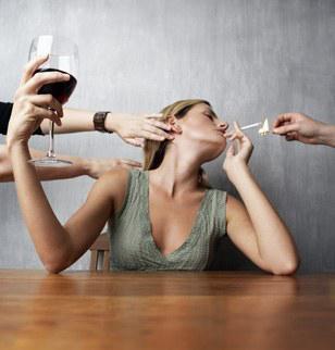 La consommation d'alcool pourrait provoquer un cancer
