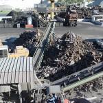 Montréal un corps humain retrouvé dans un site de recyclage