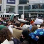 Flash mob Bill Wasik 2003