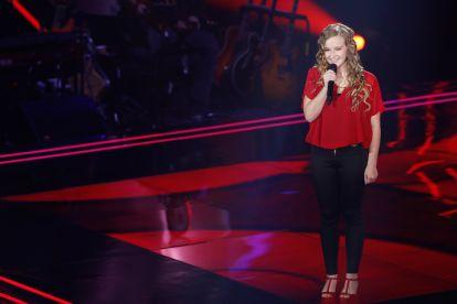 La Voix : Claudia Marsan est une candidate de talent