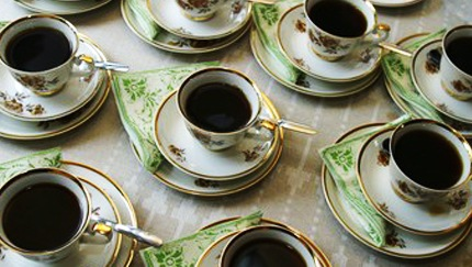 Le café, est-il un dopant pour la mémoire visuelle ?