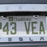 Québec : 2015 sera l'année des plaques d'immatriculation personnalisées