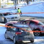 Sainte-Adèle : Des coups de feu entendus derrière l'école secondaire Augustin-Norbert-Morin