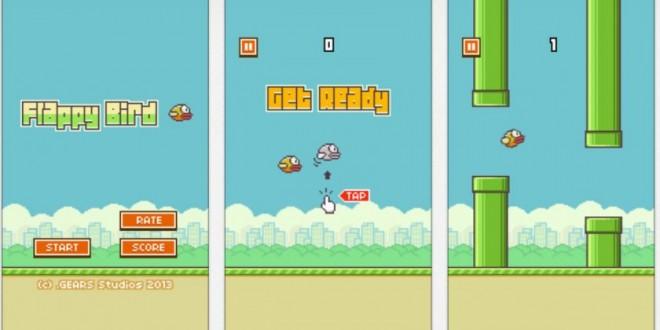Flappy Bird a été retiré par son créateur Dong Nguyen