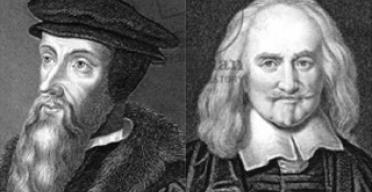Jean Calvin et Thomas Hobbes étaient des philosophes