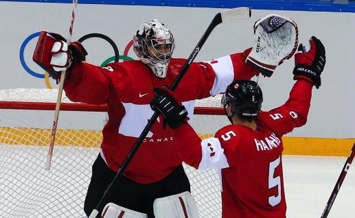 Le Canada décroche l'or au grand bonheur de Carey Price