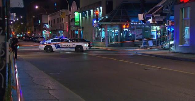 Montreal : Un homme décède suite à une chute de plusieurs mètres