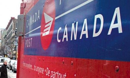 Postes Canada : Cinq villes Québécoises ne recevront plus de courriers à domicile
