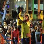 Premier défilé du Carnaval de Québec