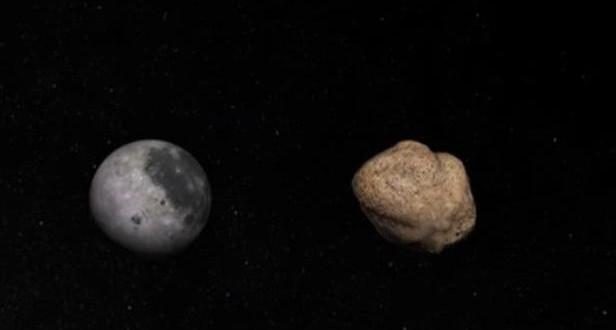Un astéroïde s'écrase sur la Lune selon l'enregistrement vidéo d'un astronome Espagnol