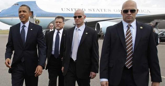 3 gardes du corps du Président Obama renvoyés à cause d'une soirée bien arrosée