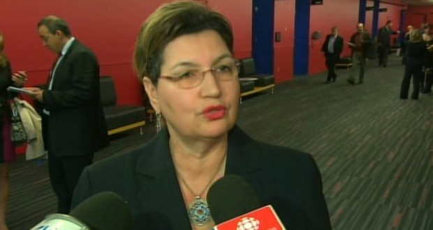 Fatima Houda-Pepin candidate indépendante face au Dr Gaétan Barrette