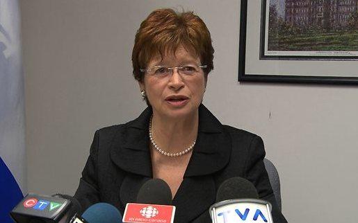 Marie Malavoy annonce son retrait de la vie politique