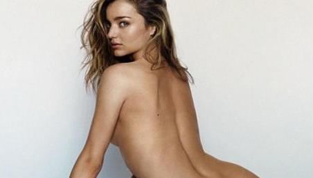 Miranda Kerr pose nue et révèle sa bisexualité