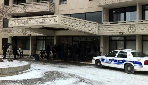 Ottawa : Un diplomate Russe victime d'une agression à l'arme blanche