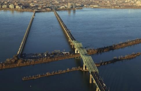 Pont Champlain : Le péage officialisé par Ottawa suite au dépôt d'un projet de loi