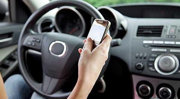 Téléphone portable au volant : 770 constats d'infraction émis sur le territoire